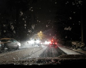 snow-traffic