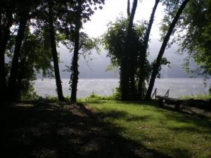 morning-river